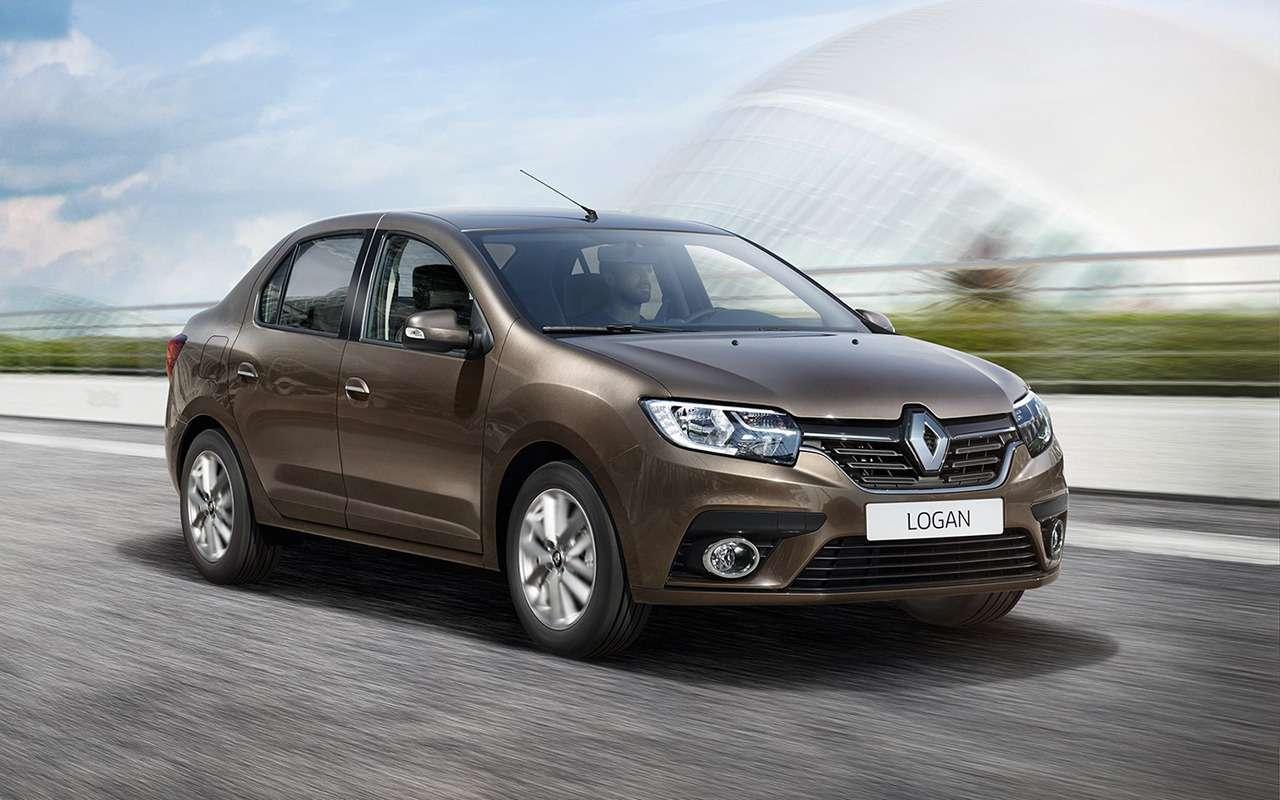 Renault за900000 рублей— какой лучше?— фото 957130
