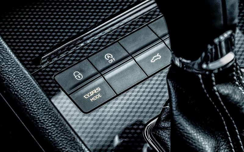 Skoda Octavia RS2017