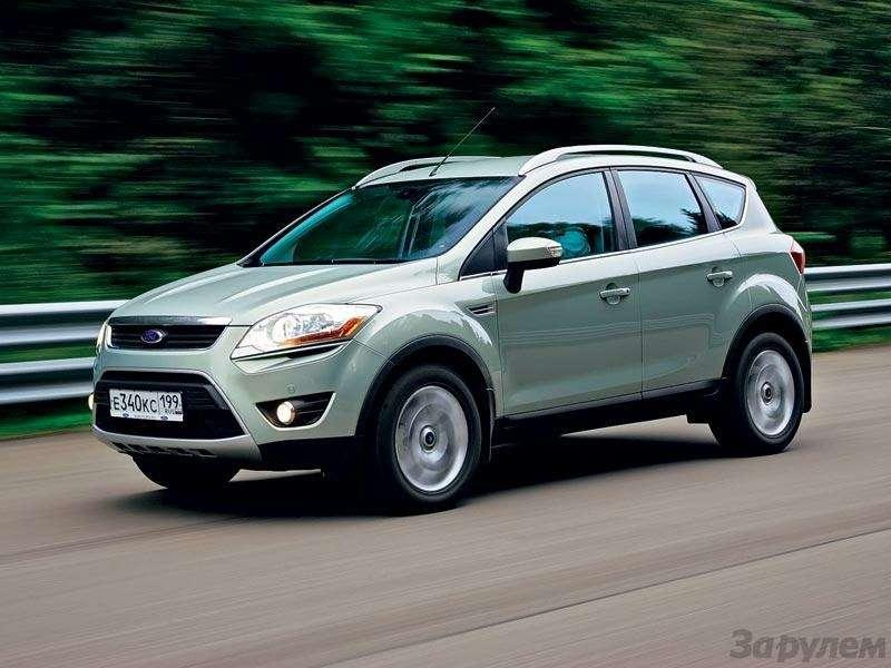 Тест Renault Koleos, Ford Kuga, Volkswagen Tiguan: Экспресс наМышкин— фото 89410