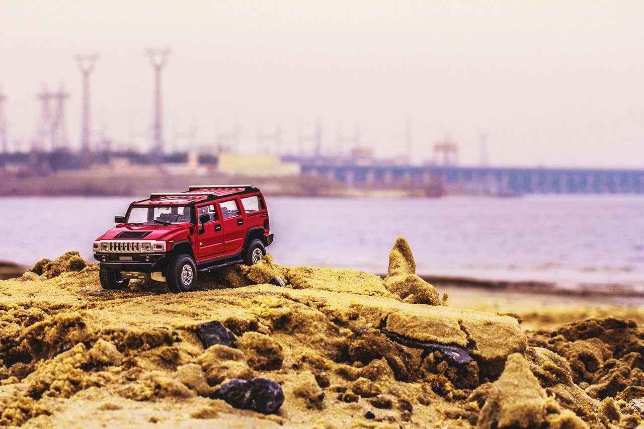 Город наладони: путешествие наминиатюрных автомобилях— фото 830434