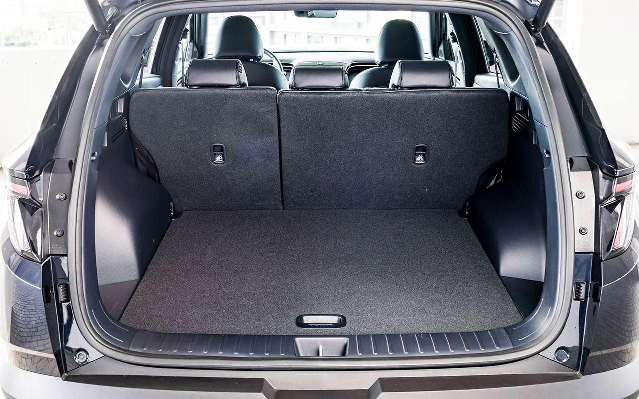 Новый Hyundai Tucson: выбрали оптимальную версию (из25!)— фото 1269649
