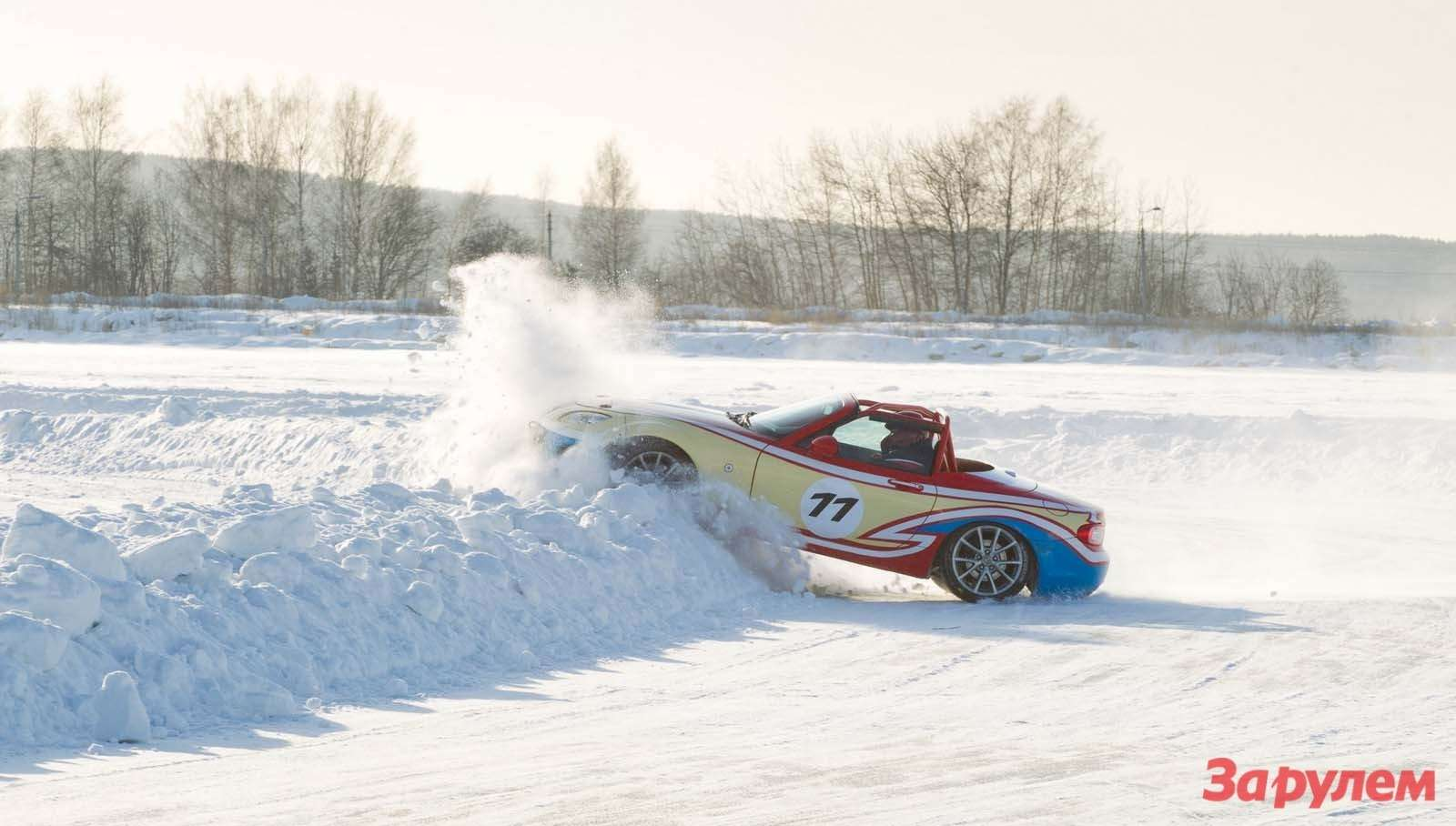 Mazda MX 5 Ice Race 2013      115