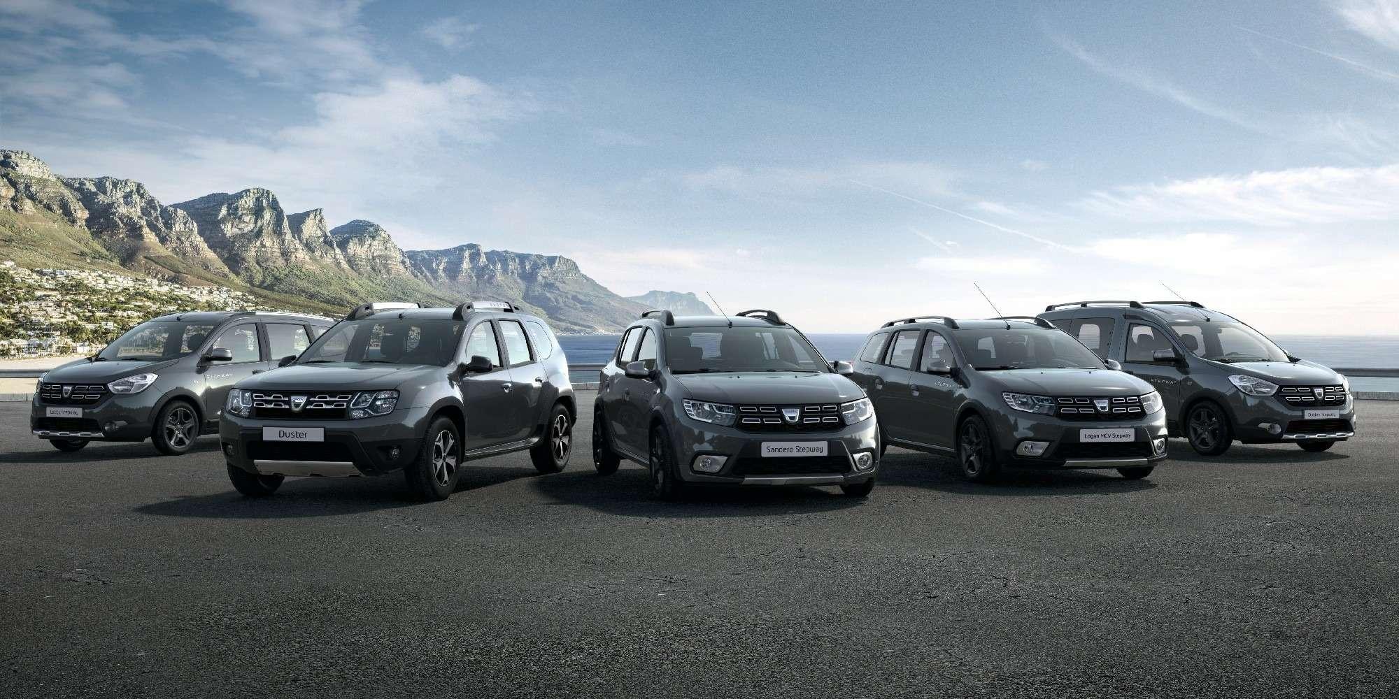 Dacia Explorer: не путать сФордом!— фото 732235