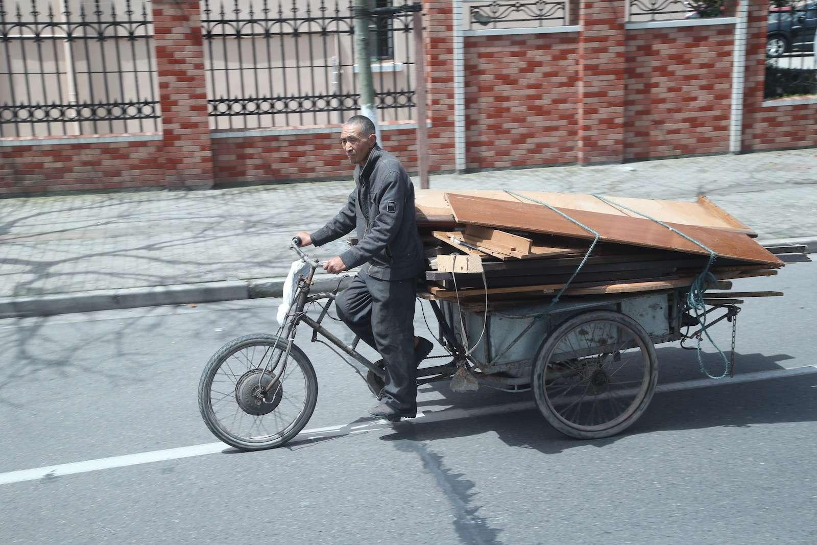 Каксобирают кроссоверы вКитае— фото 751561