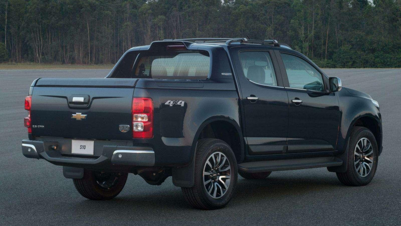 Chevrolet Colorado изменился потребованию концепта— фото 581079