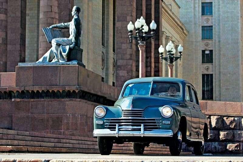 ГАЗ-М20: день «Победы»— фото 83673