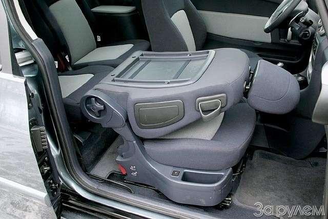 Тест Renault Modus, Peugeot 1007, Honda Jazz. Загадки малых форм— фото 61764