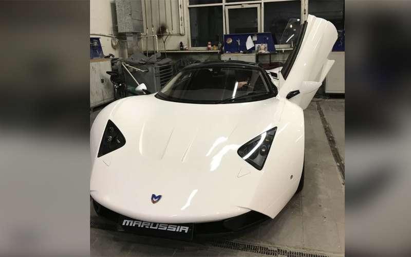 Впродаже появилась Marussia: всего 12,5млн