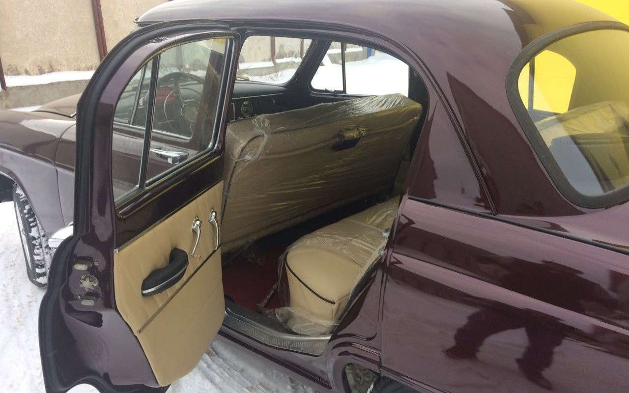 В Сети продают автомобиль Брежнева. Недорого— фото 940323