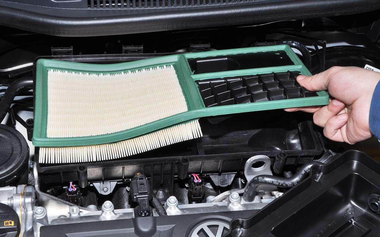Всепроблемы двигателя Volkswagen 1.6— экспертиза «Зарулем»— фото 981084