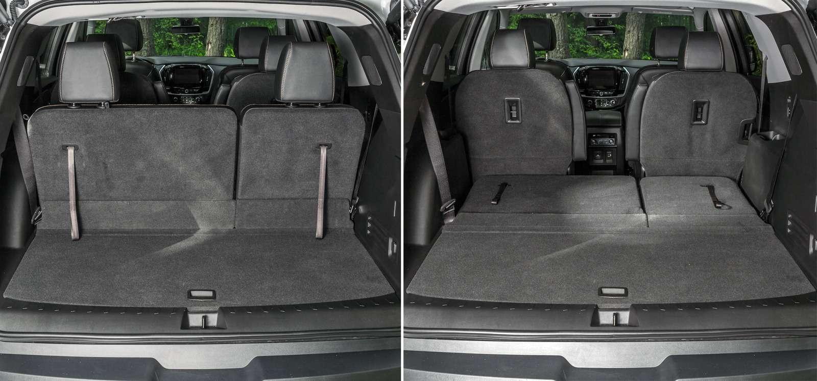 Тест-драйв Chevrolet Traverse: найти ребенка вбагажнике— фото 880711