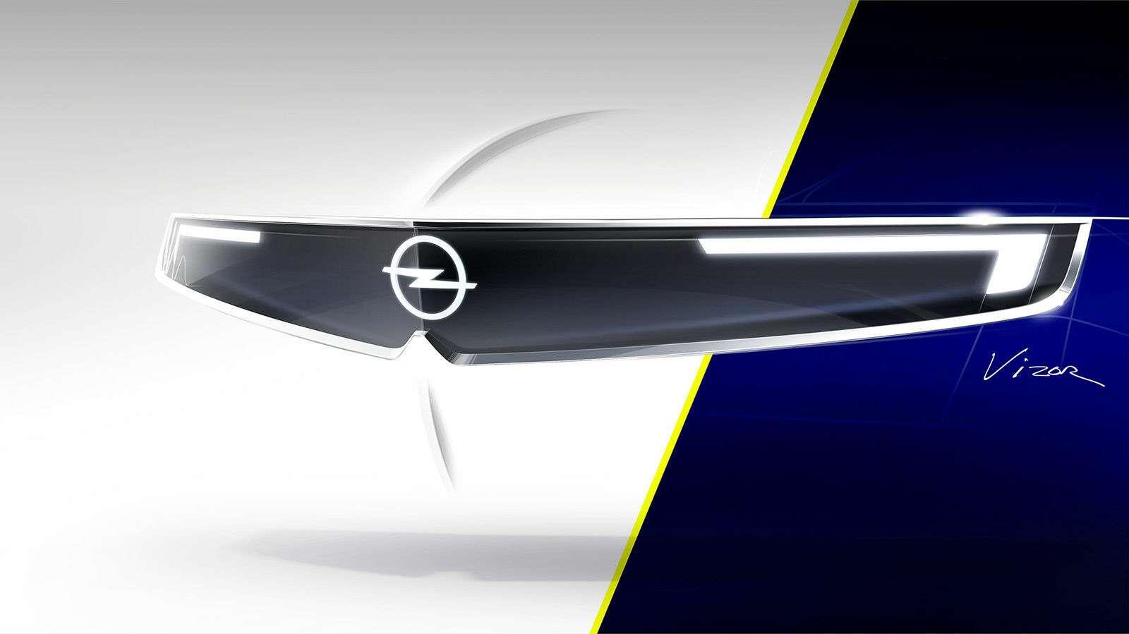Opel кардинально меняет дизайн своих моделей— фото 892115