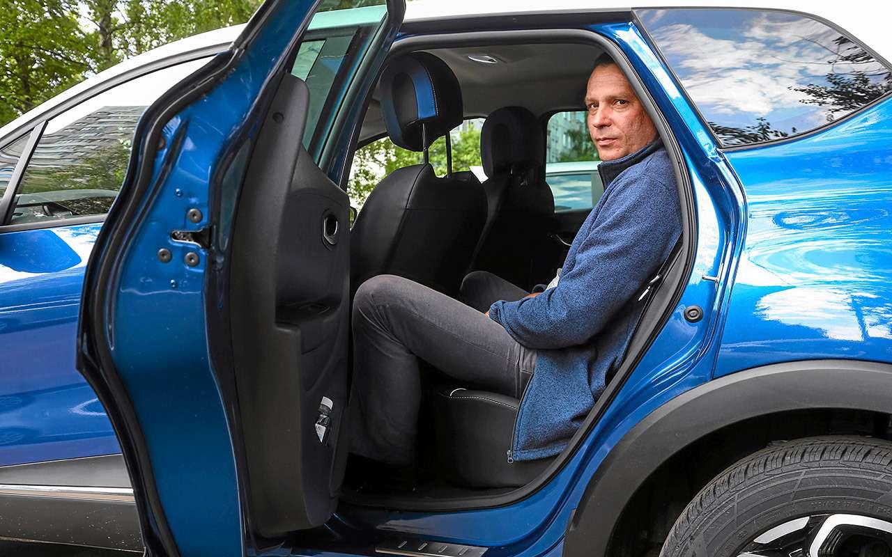 Честный тест-драйв Renault Arkana (в роли владельца) - фото 1264051