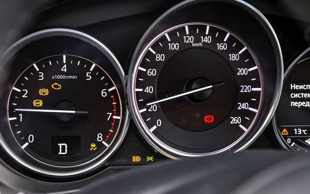 Лучшие полноприводные автомобили! Рейтинг ЗР— фото 827833
