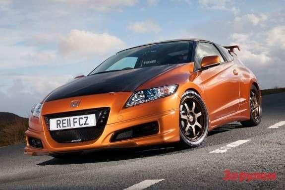 Honda CR-Z Mugen Concept side-front view
