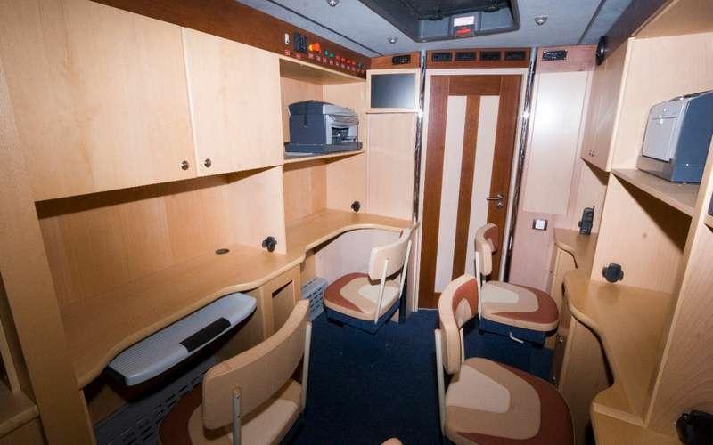 Автобус сбанкоматами иштаб— уникальные проекты «Волгабаса»