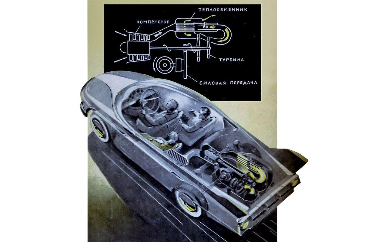 Автомобили савиационными двигателями— советские ине только— фото 912927