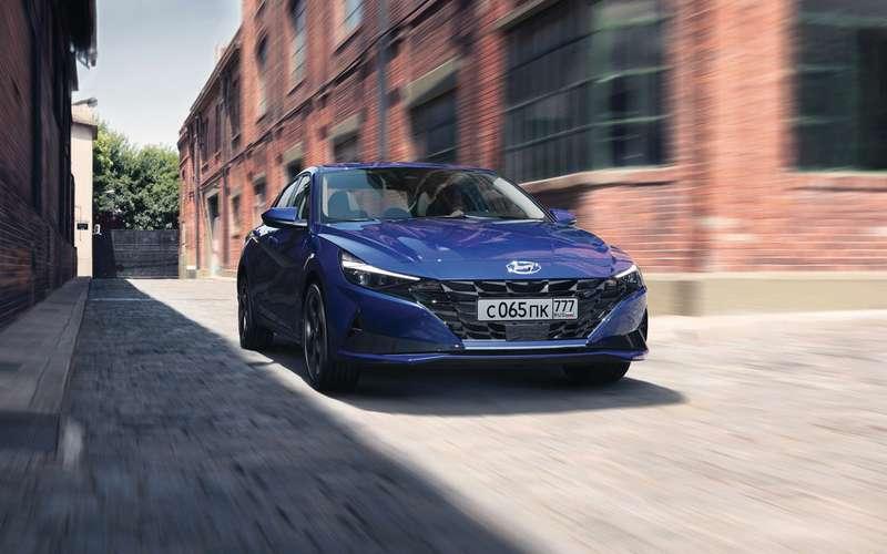 Новый седан Hyundai Elantra— известны цены