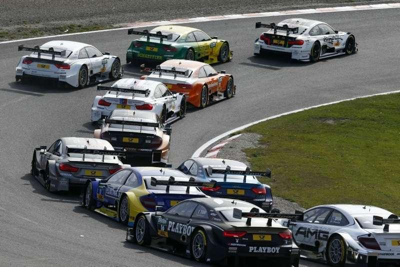 Motorsports/ DTM 9.race Zandvoort