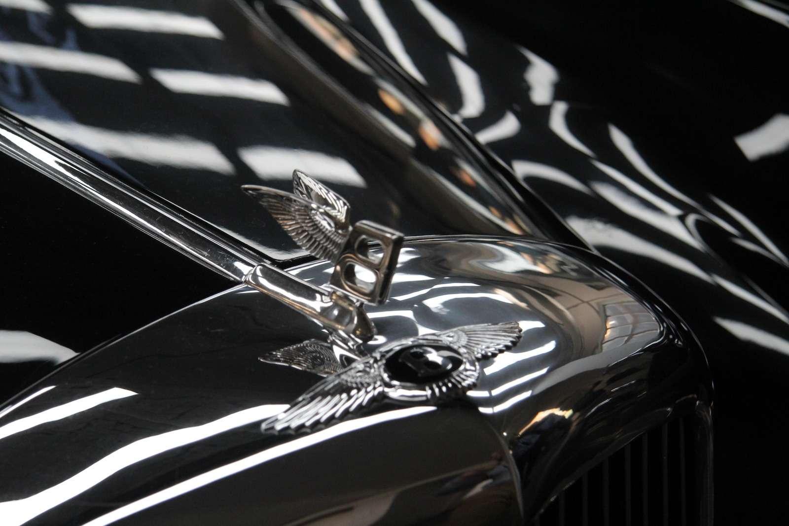 Bentley привезла вМоскву «экстраординарную» выставку— фото 593979