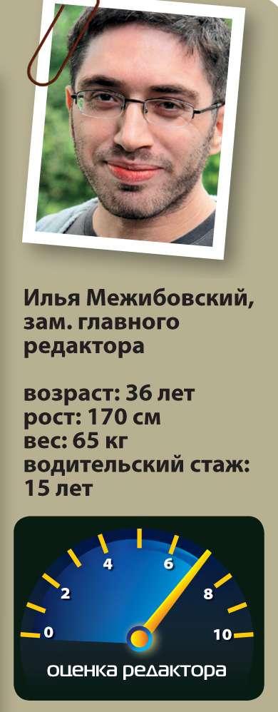 Илья Межибовский