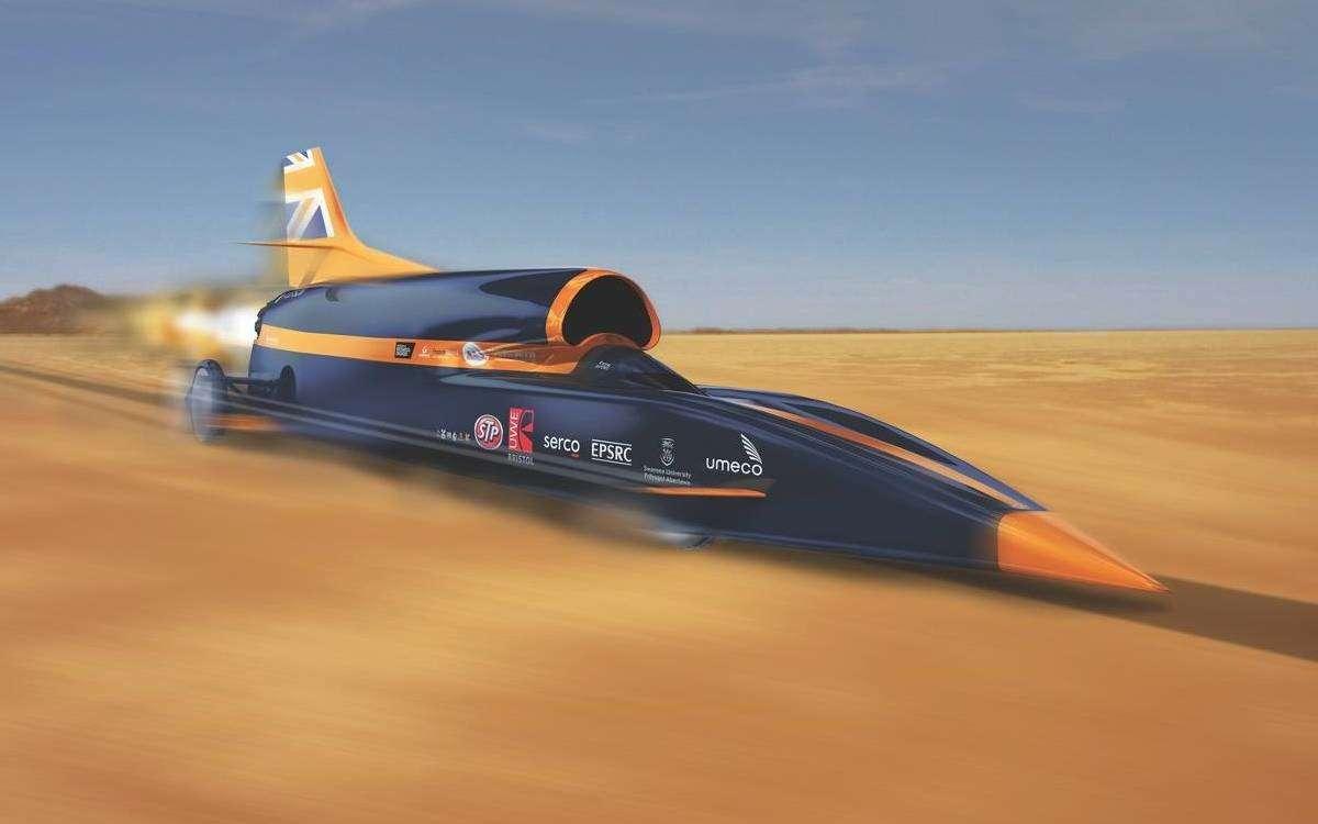 Имбы внебо— самые быстрые автомобили Земли— фото 811645
