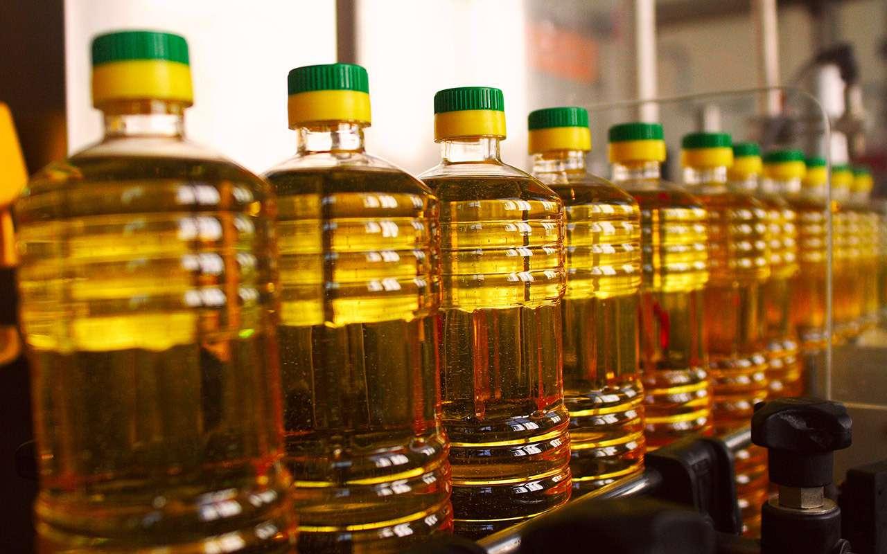 Гаражные мифы: утекло масло— долей подсолнечного. Бред?— фото 1113641