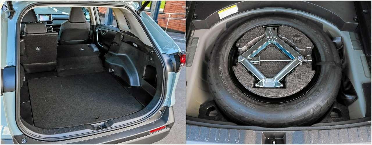 Toyota RAV4и Opel Grandland X— большой тест— фото 1202898
