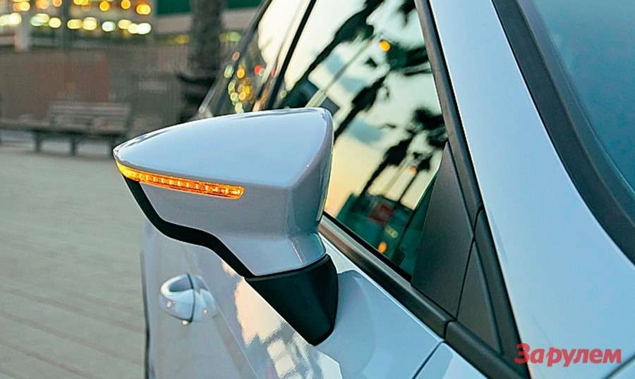 SEAT Leon ST: спортивно-универсальный— фото 260396