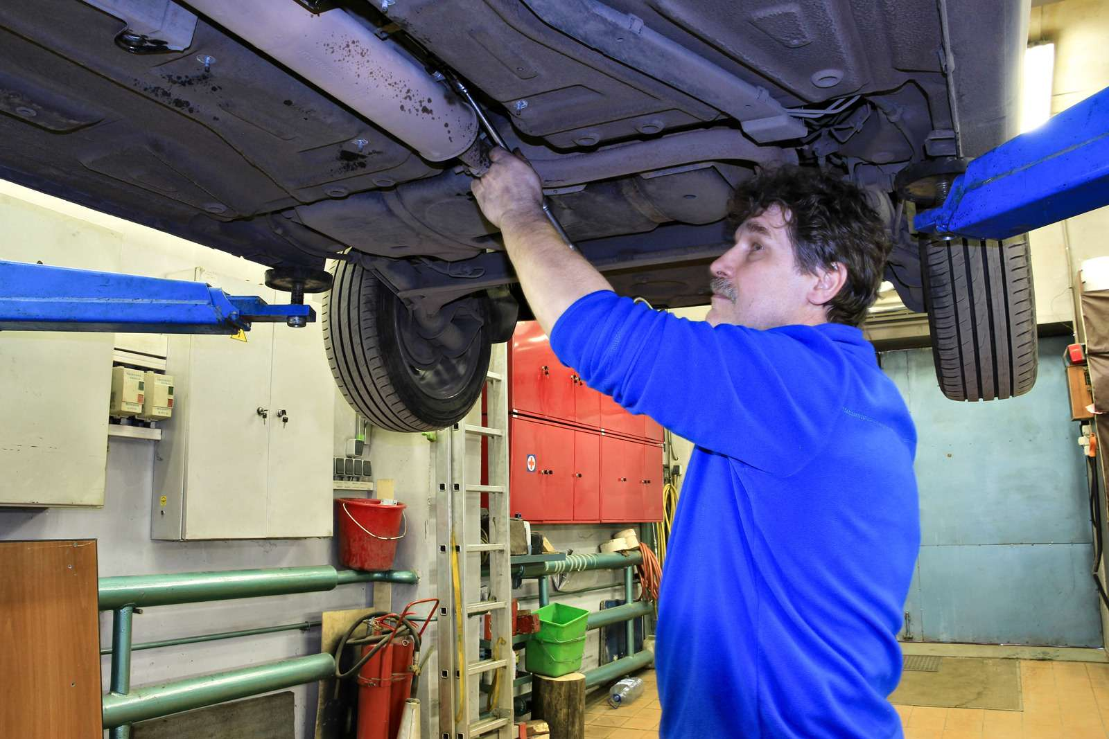 Datsun mi-DO изпарка ЗР: мидоипосле— фото 601357