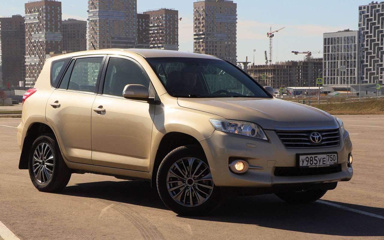 Подержанный Toyota RAV4— все проблемы ислабости— фото 1116304