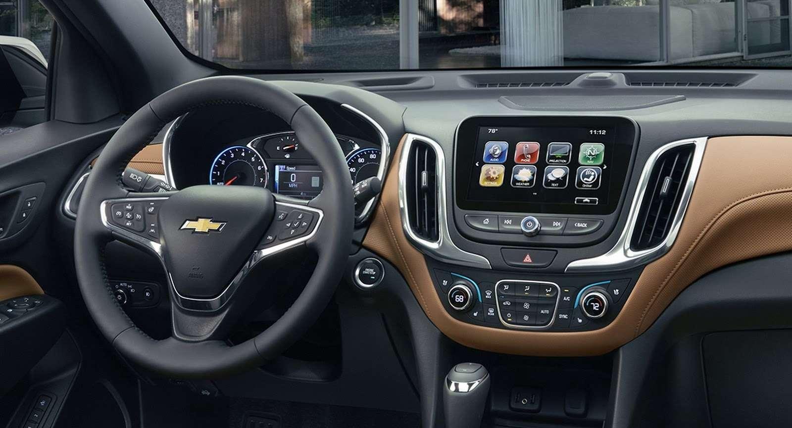 Поевропейским заветам: новый Chevrolet Equinox пошел тропой даунсайзинга— фото 638537