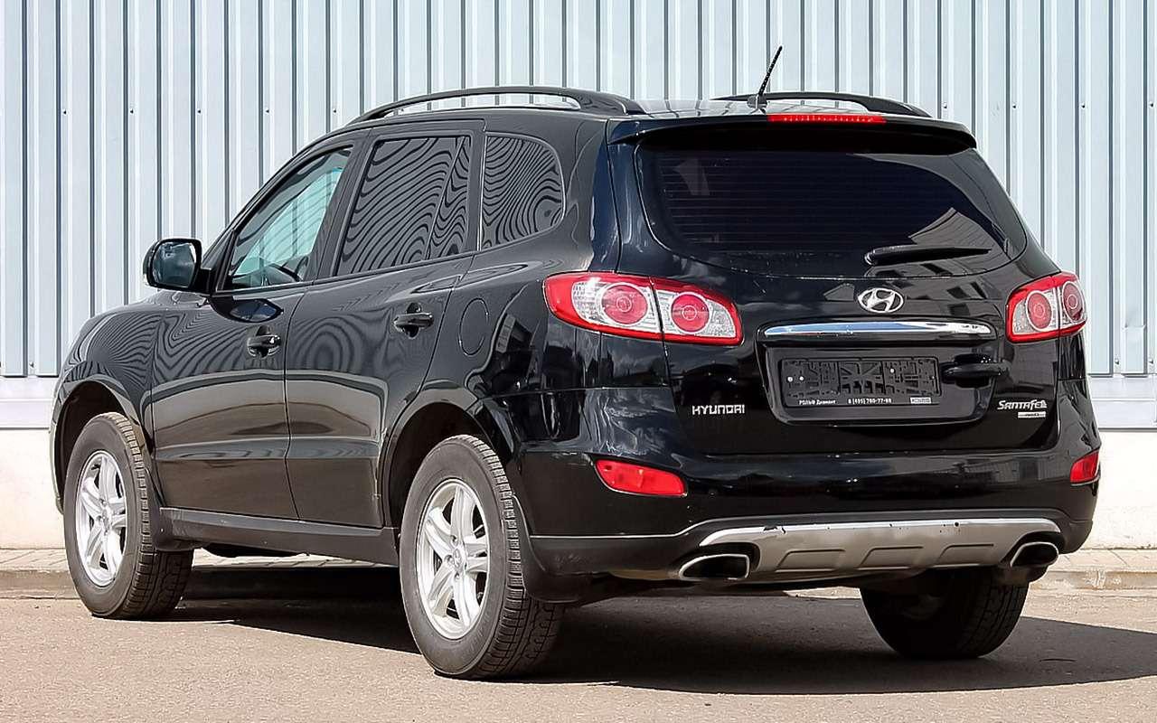 Новый УАЗ Патриот или подержанная иномарка?— фото 775296