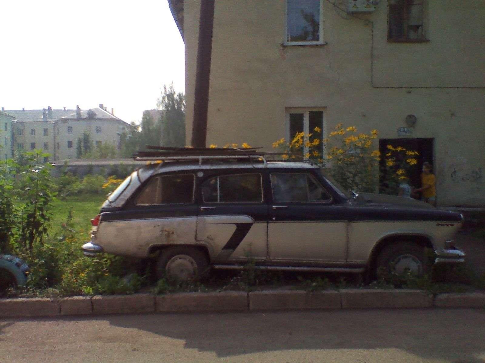 Игра вконструктор: почему мывсе прощаем отечественным автомобилям?— фото 584695