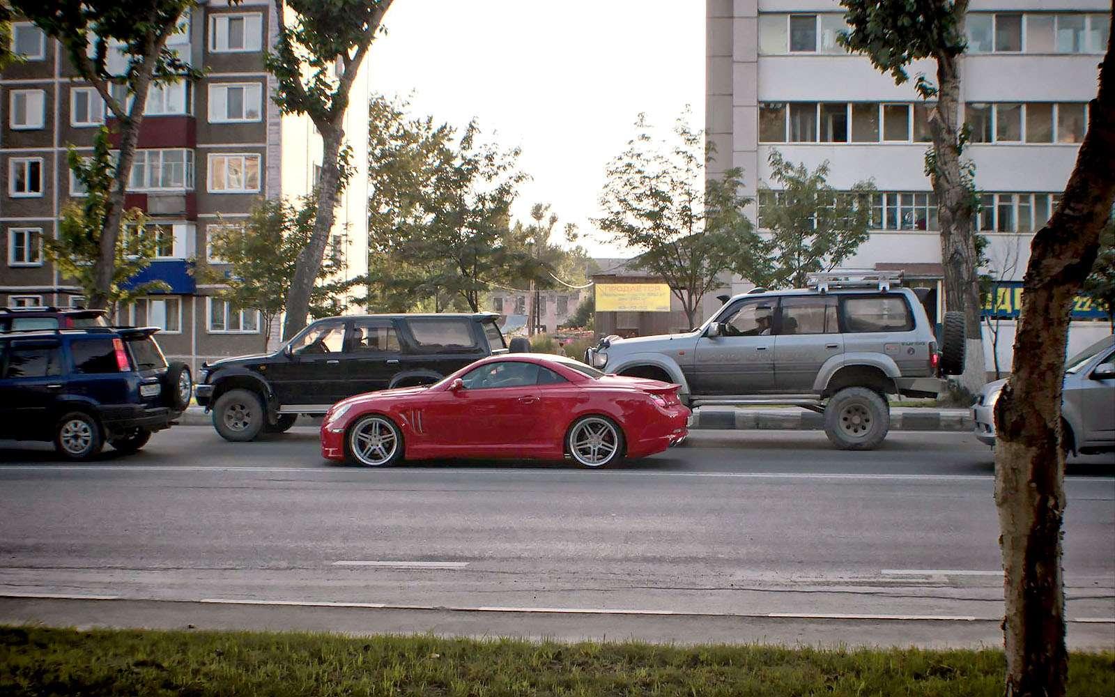 Нелегальный тюнинг автомобилей: снимите это немедленно!— фото 597083