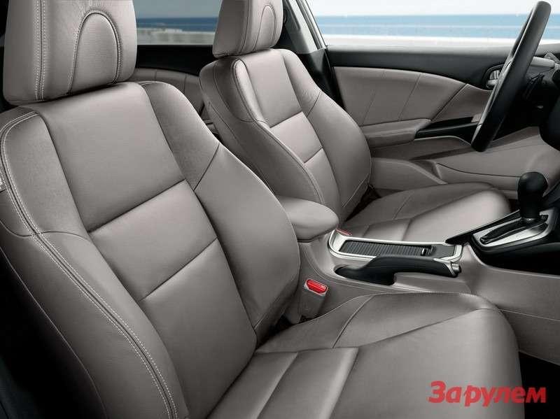 Honda Civic Interiors_19