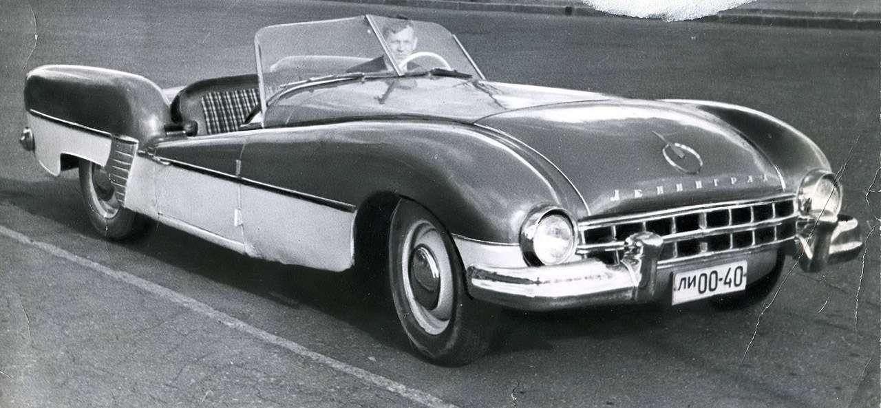 Спорткары, кабриолеты, родстеры... 15уникальных советских машин— фото 984957