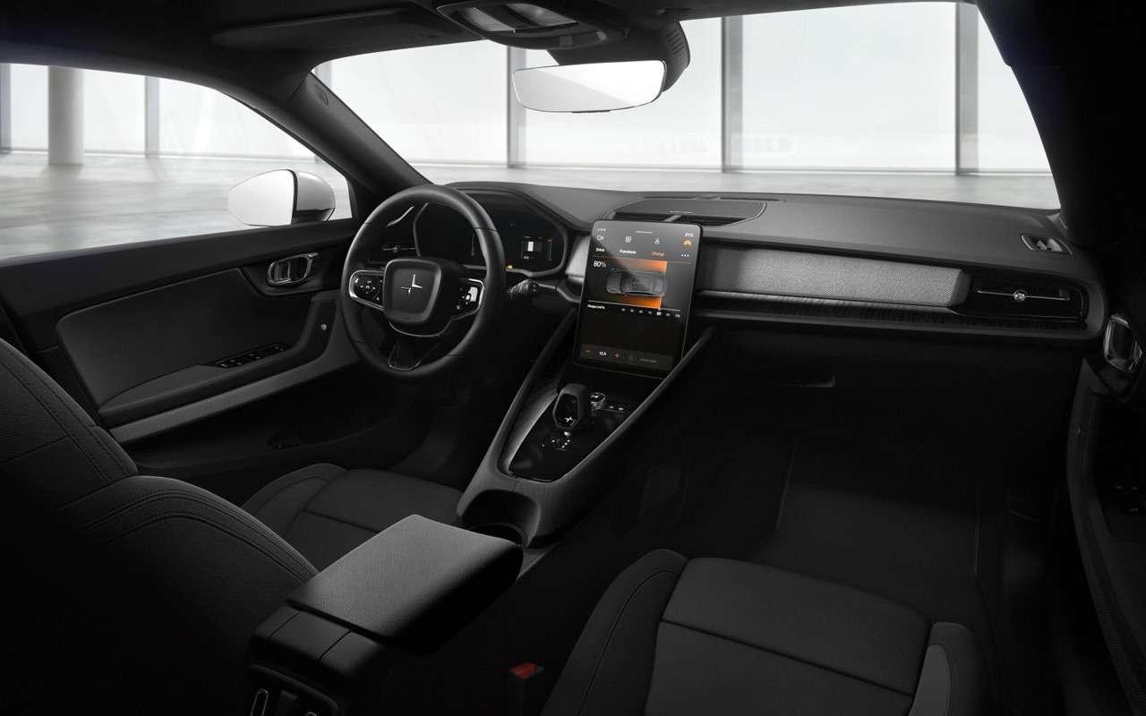 Volvo составит конкуренцию Тесле— фото 953015