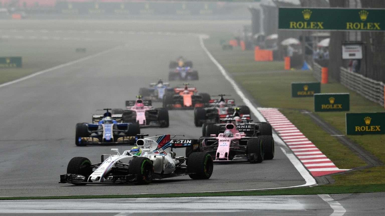 Формула 1, Ф1, Себастьян Феттель, Льюис Хэмилтон, Даниил Квят, Фернандо Алонсо, Гран-при Китая, ГПКитая