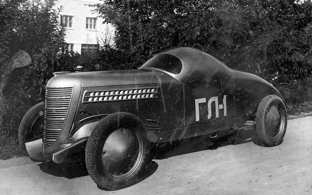 Циклоп, Победа-Спорт, Эстония-21...— самые быстрые спорткары СССР— фото 824421