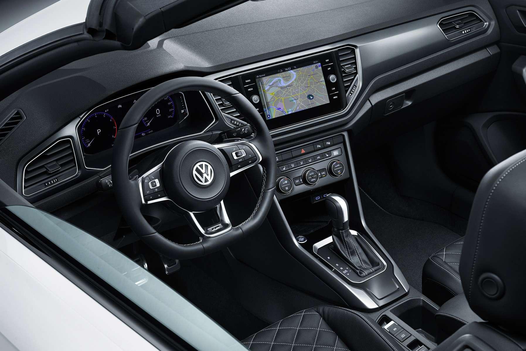 Volkswagen выпустил новый кабриолет. Набазе кроссовера— фото 992998