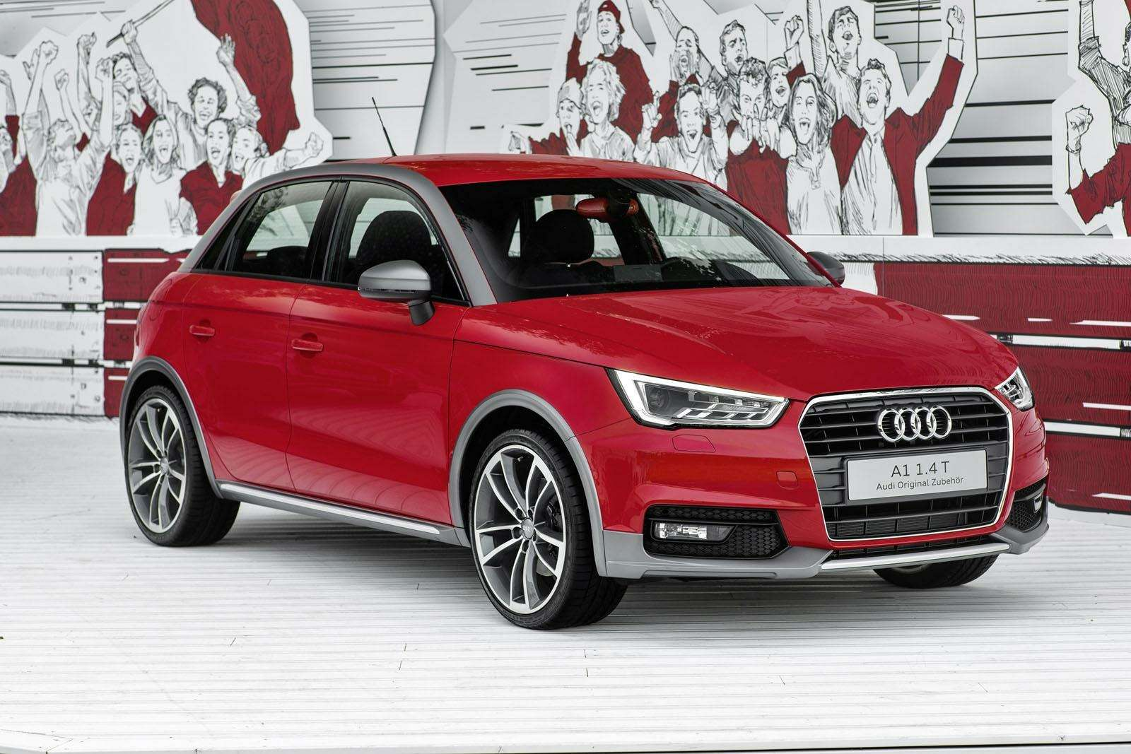 Audi A1 Active Style Package