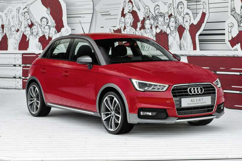 Audi A1Active Style Package