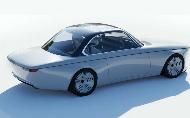 Дизайнер Ford нарисовал BMW будущего. Выглядит странно