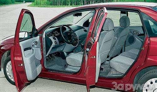 Opel Astra, Volkswagen Bora, Skoda Octavia, Mitsubishi Carisma, Renault Megane, Ford Focus. УЖЕ ПРЕСТИЖНО, ЕЩЕ ДОСТУПНО— фото 24624