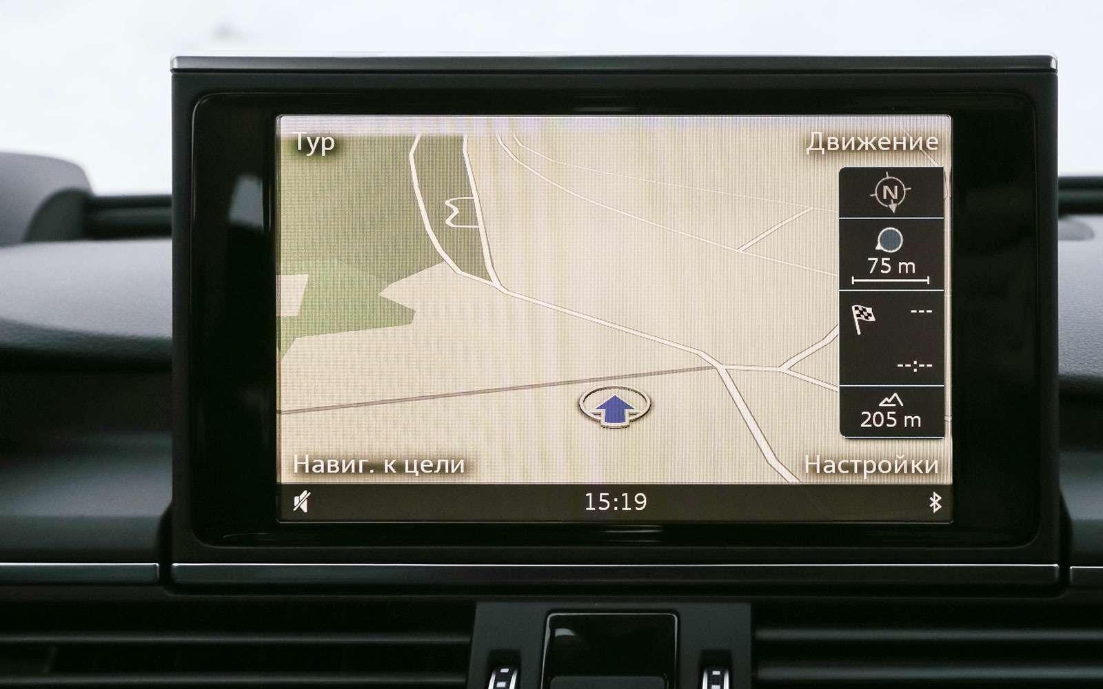 Audi A6: пора напенсию?— фото 711231