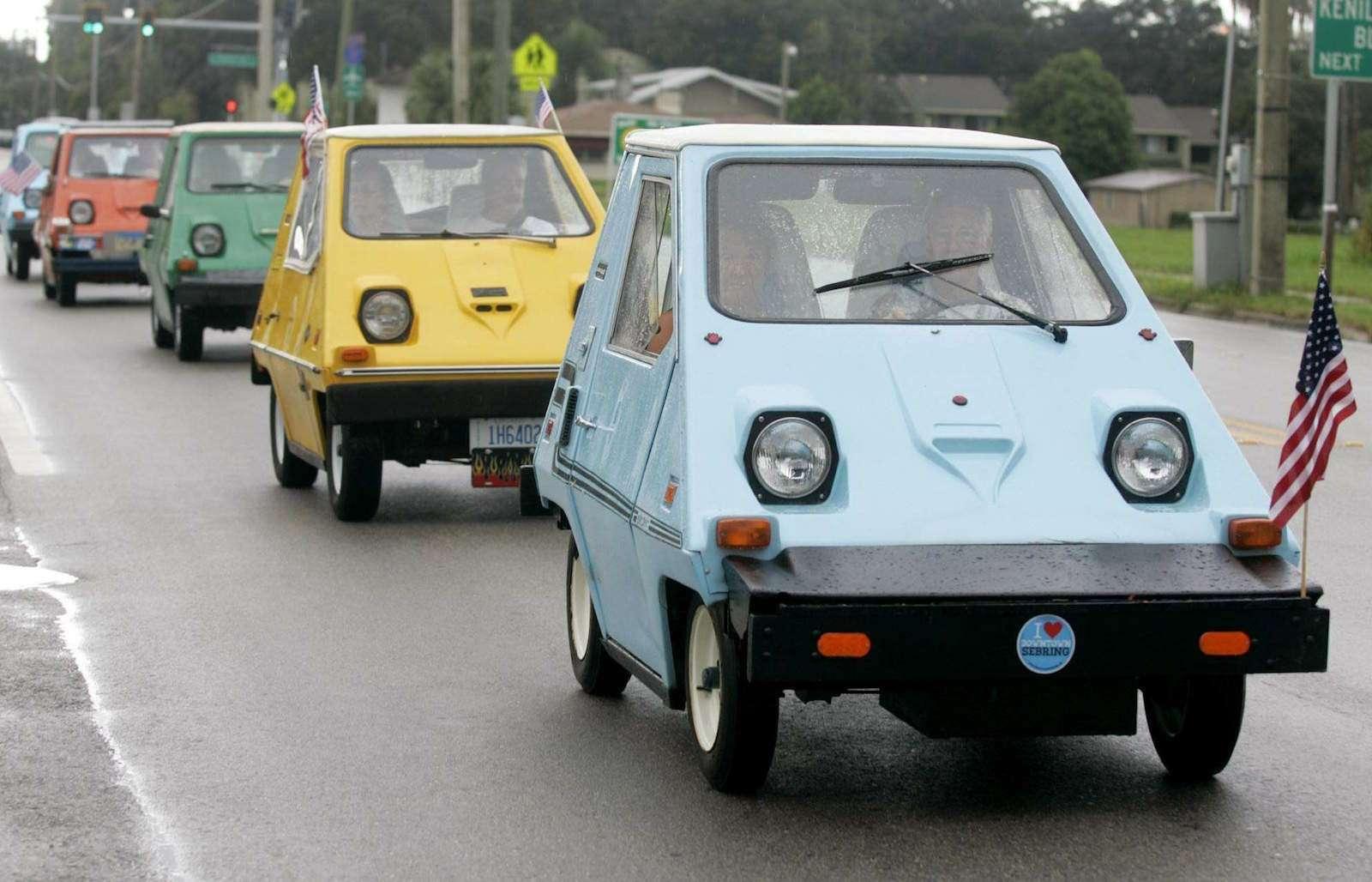 Sebring-Vanguard CitiCar