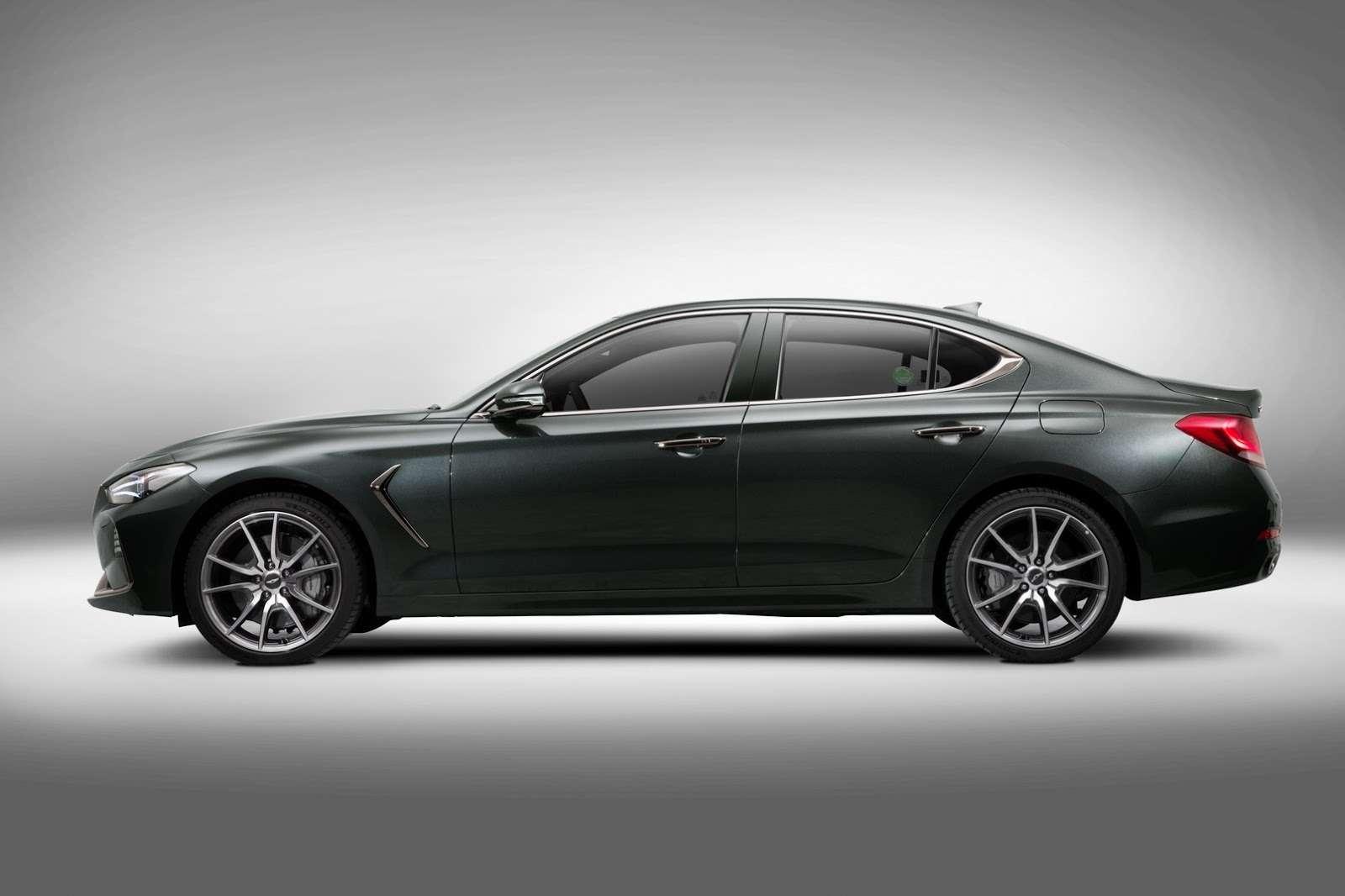 Корейский соперник «трешки» BMW вРоссии оказался дешевле конкурентов— фото 795136