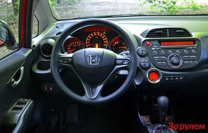 Панель приборов Honda Jazz