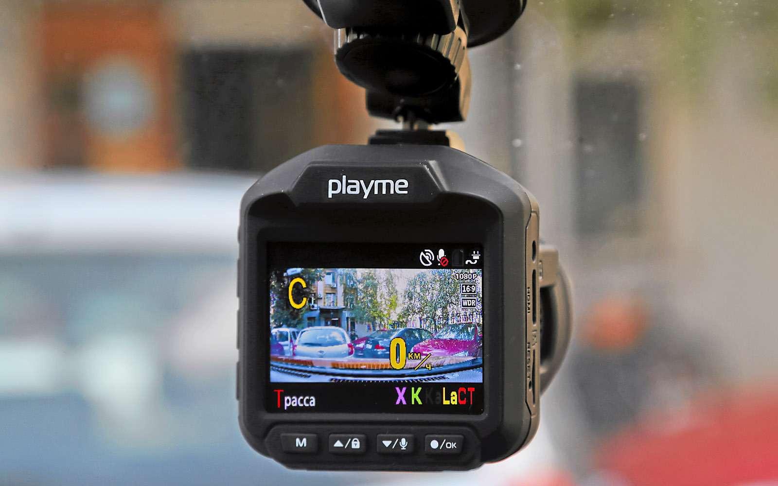 Видеорегистраторы срадар-детектором—  тест 7моделей— фото 651738